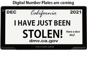 image: US, digital, number, plates, trucks, registration,