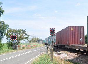 image: UK intermodal rail freight cargo Railfreight alliance