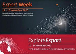 image: UK export freight Yorkshire Leeds Trade & Investment�s (UKTI) ExploreExport 2013 Roadshow