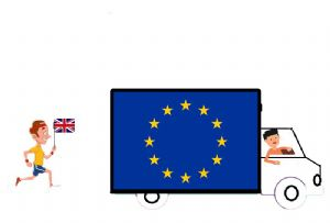 image: UK, Brexit, freight, forwarding, National Audit Office, NAO, logistics, BIFA, report, Customs entries,