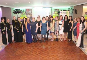 image: UK Women in Logistics Awards freight military transport FTA everywoman Transaid