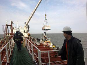 image: UK tanker crew ITF Nautilus union Hull