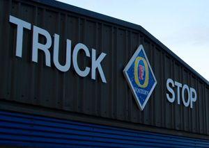 image: Australia truck stops road haulage freight trucking apnoea