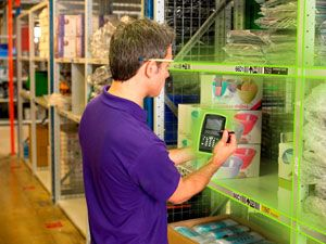 image: Proteus Solihull warehouse management system freight forwarding logistics supply chain TouchStar Technologies