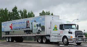 image: US freight truck tanker LTL