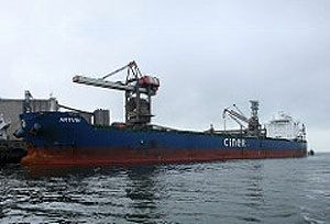 image: US Turkish Ciner bulk freight ship magic pipe fine Prevent Pollution Act