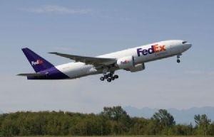 image: FedEx, Boeing, 777F, air freight, Kevin Schemm, Michael L. Ducker, MD-11