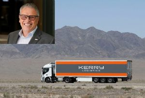 image: Hong Kong Kerry logistics staff moves appointments