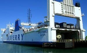 image: Turkey Ukraine rail freight RoRo cargo