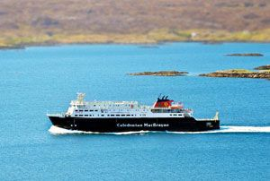 image: UK RoRo freight ferry Scottish transport awards