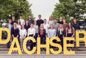 image: Germany Dachser freight forwarding logistics staff shortage training