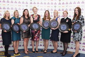 image: FTA everywoman transport logistics awards supply chain freight lorry driver warehouse manager