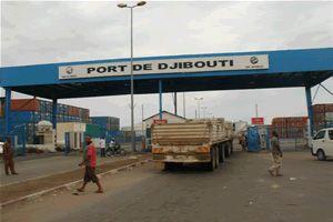 image: Ethiopia Djibouti freight forwarder logistics import container cargo