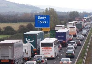image: UK freight transport association road infrastructure road haulage Highways Agency watchdog monitor
