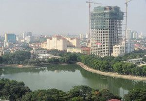 image: Ceva Vietnam freight forwarding logistics Hanoi Cau Giay District