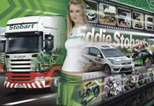 image: Stobart road haulage rail truck freight infrastructure