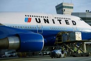 image: Airfreight, United Cargo, United Airlines,