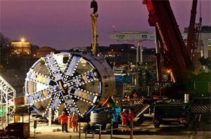 image: Crossrail bulk rail freight Tilbury Wallasea