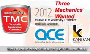 image: Australia Trucking Association mechanics service technicians maintenance