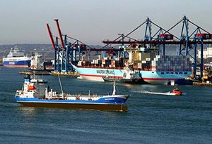 image: UAE Somalia Somaliland Djibouti East Africa DP World port logistics
