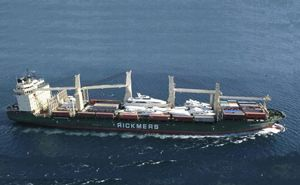 image: Germany France Bangladesh Sri Lanka break bulk freight heavy lift cargo