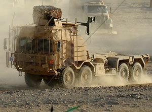 image: Hermes UK rail freight trucking supply chain logistics military personnel redundant
