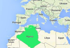 image: ALGERIA France automotive sector logistics freight forwarding supply chain