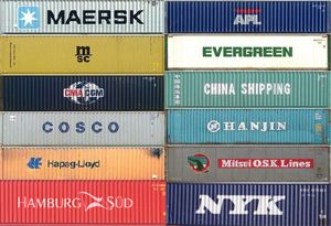 image: UK shipping alliance forum container freight