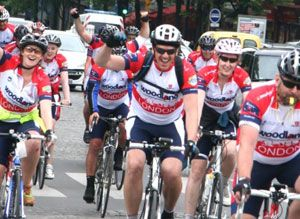 image: UK France cycling logistics freight forwarder Woodland Essex disabled Panathlon