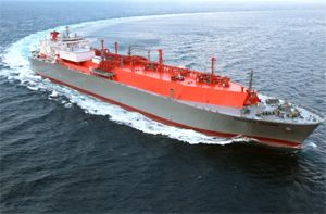 image: UK LNG bulk freight tanker container shipping cargo bunker