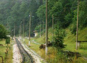 image: Bulgaria rail freight strike cargo services