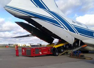 image: Luxembourg air freight all cargo Cargolux Volga Dnepr HNCA Henan airship