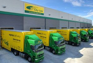 image: UK express parcel international freight City Link strike RMT ballot courier