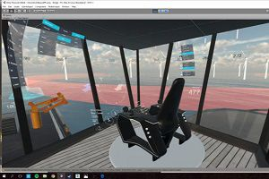 image: SEDNA EU Horizon Programme Virtual Reality Penguin Technology Northern Transits Arctic shipping