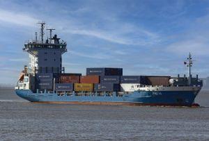 image: UK, Belgium, shipping, logistics, LoLo, freight, container, tonnes, port, dock, trailer, curtainside, rail, hub,