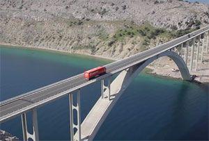 image: Iran Europe Gebr�der Weiss logistics consolidated freight Tehran Sofia Bulgaria Vienna Austria
