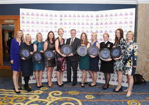 image: UK everywoman freight transport association logistics awards