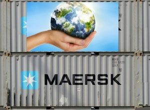 image: Sustainable Shipping Initiative logistics environment Maersk Lloyds Register W�rtsil�