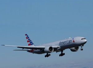 image: American Airlines Cargo US air freight export import Hong Kong Shanghai China