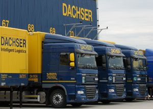 image: Dachser sea freight forwarder logistics partner