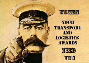 image: UK freight forwarding logistics transport road haulage everywoman awards women drivers FTA