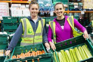 image: UK, SCALA, FareShare, food, distribution, charity, logistics,