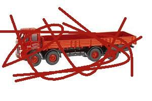 image: UK freight transport haulage haulier truck logistics red tape
