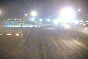 image: Hanjin Asia US Korea Hyundai container terminal Long Beach