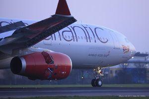 image: Virgin Singapore Branson freight cargo tonnage