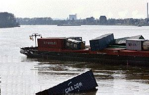 image: World shipping council ocean freight container overboard marine insurance