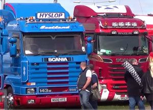 image: UIM road haulage logistics cartel antitrust class action US compensation lorry haulier