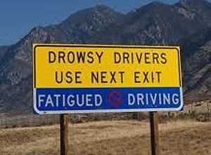 image: Australia sleep apnoea apnea road haulage truck driver crashes accidents sleep disorder