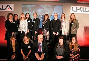 image: UKWA logistics conference International Women�s Day United Kingdom Warehouse Association
