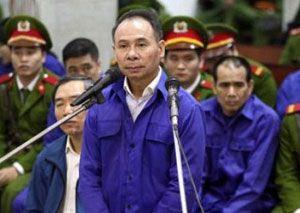 image: Vietnam death sentence US shipping line jail term ocean freight fine Vinalines